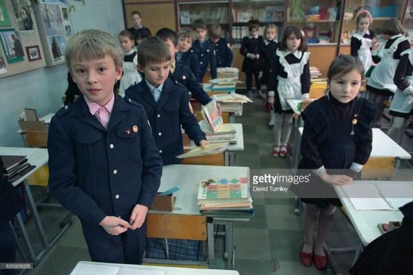 School Russian Soviet LJ