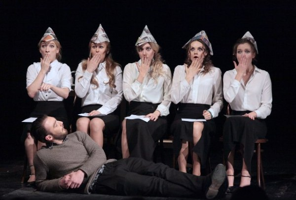 Продюсерский центр « Театромания» приглашает блогеров ...