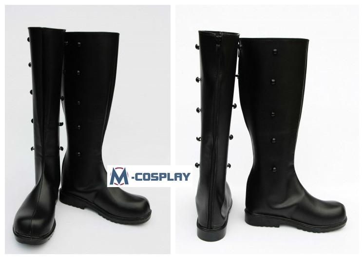 Hetalia Prussia cosplay boots