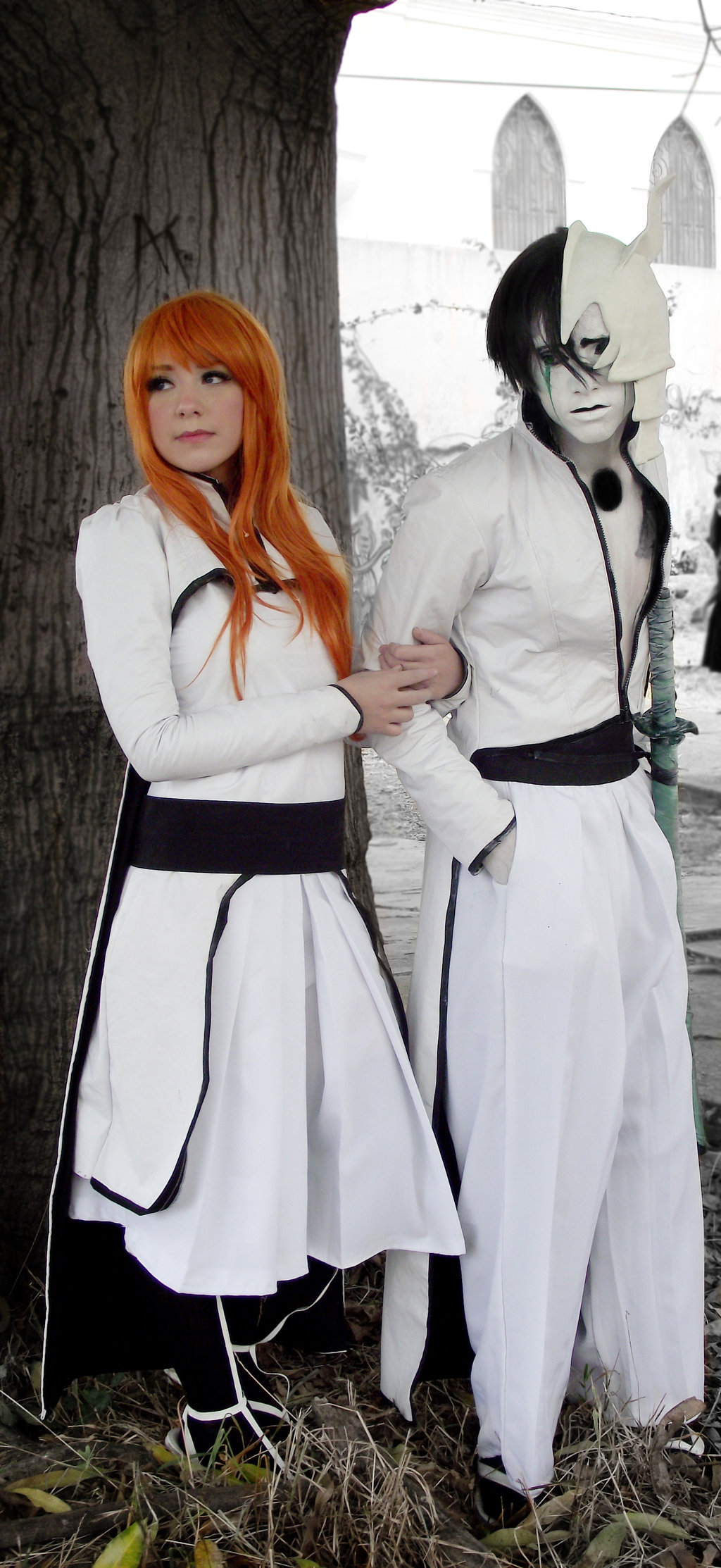 Bleach Couple Cosplay