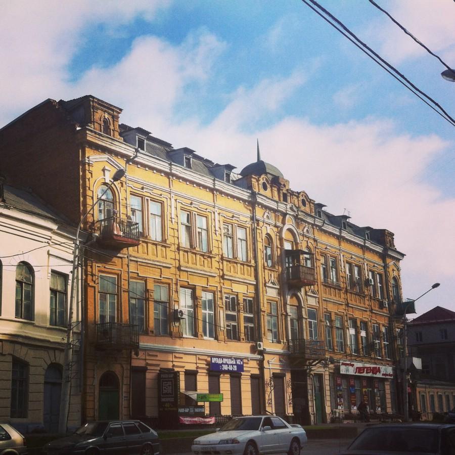Ростовская архитектура