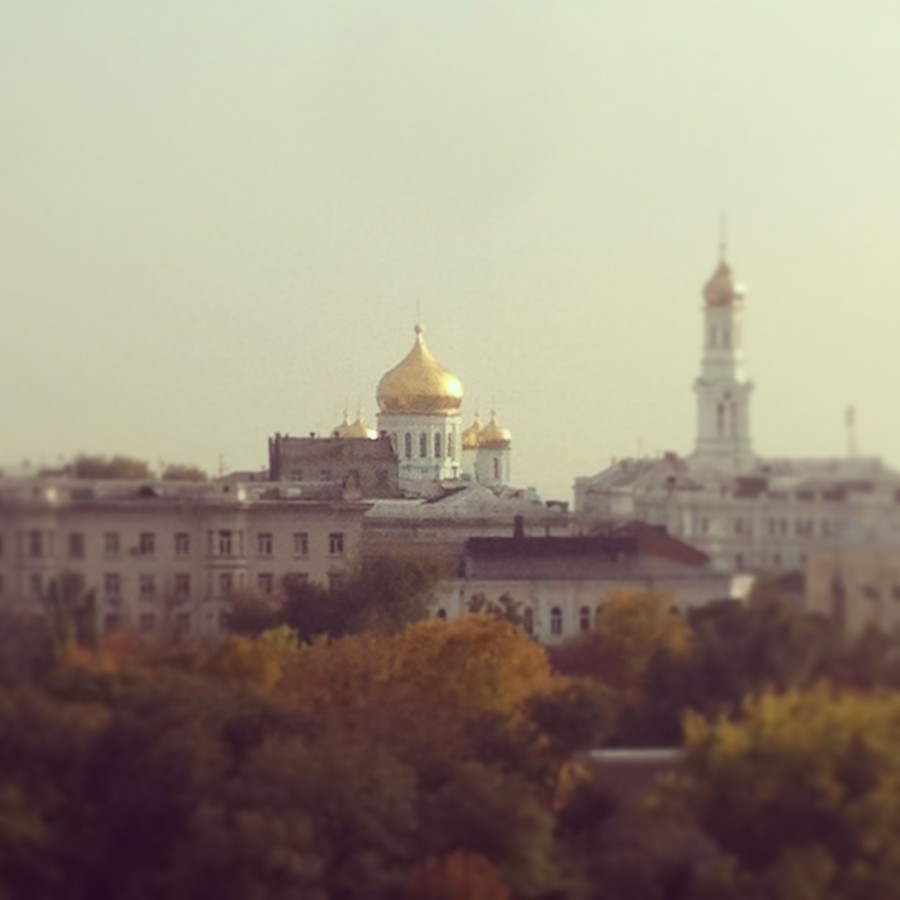 Ростовский скайлайн