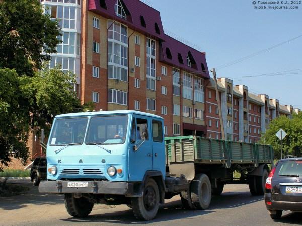 Автомобиль Колхида Фото
