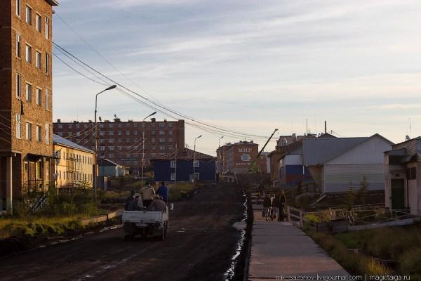 Бескрайний Север. Часть 1 - поселок Хатанга.: mik_sazonov ...