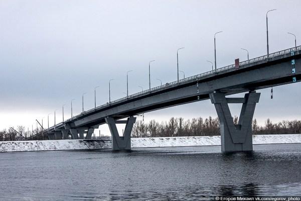 Балаково Фото Мост
