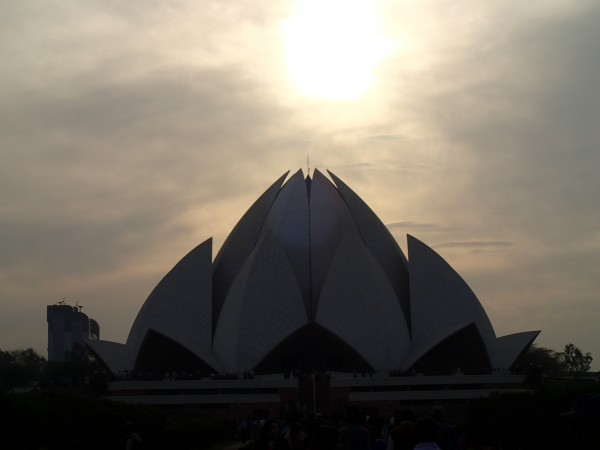 baha'i lotus temple
