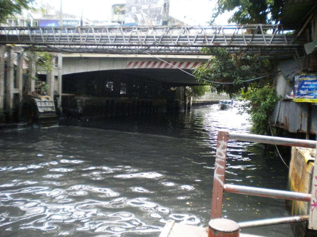 hau chang bridge pier