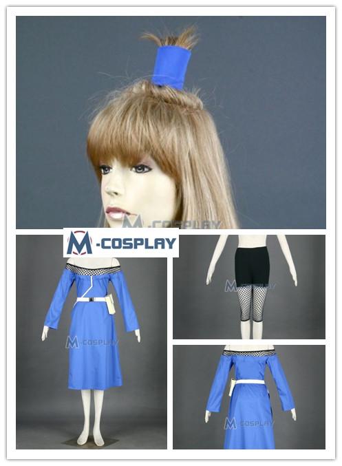 Naruto Terumi Mei cosplay costume