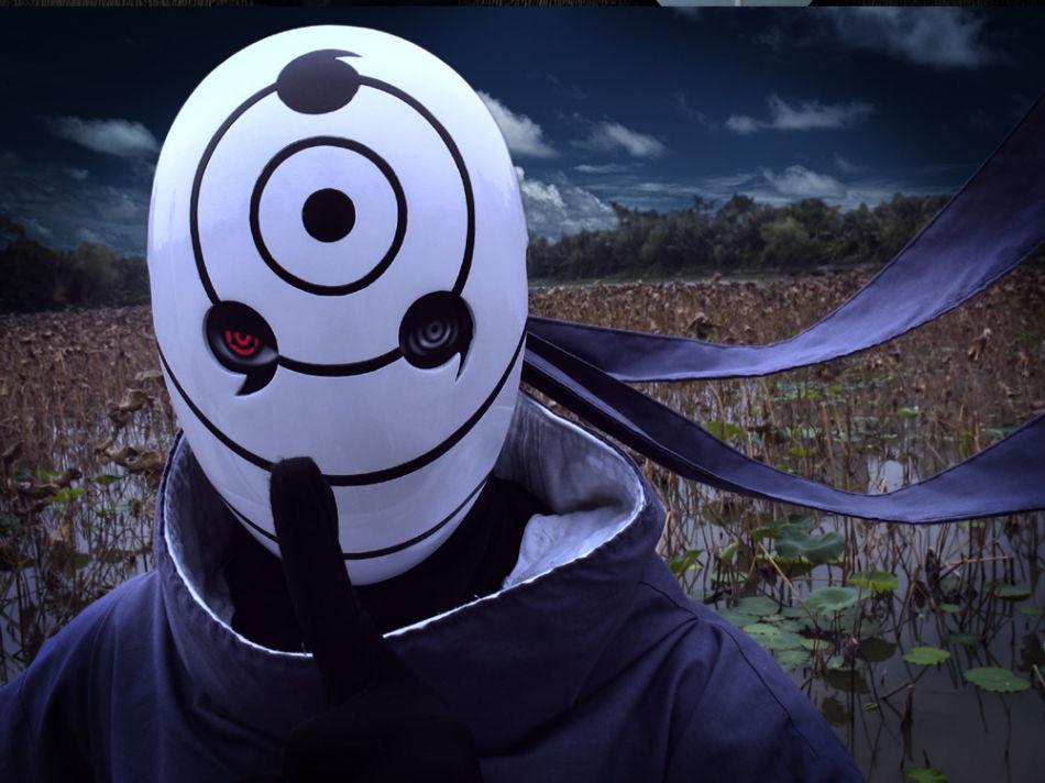 Naruto Momochi Zabuza cosplay