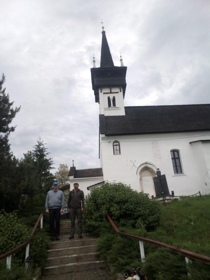 Фото 7. Реформатський храм у с. Паладь-Комарівці