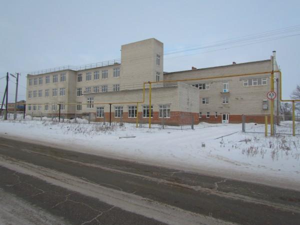 Сергей Федисов обходит стороной тему строительства школы в с . Новодевичье?