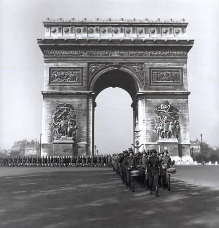 Франция во II Мировой войне. Париж. Оккупация и освобождение : rudy_ogon —  LiveJournal