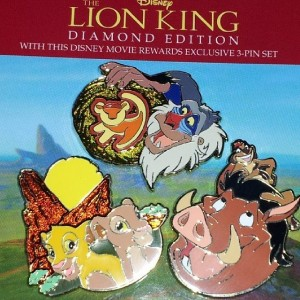 lion king pins