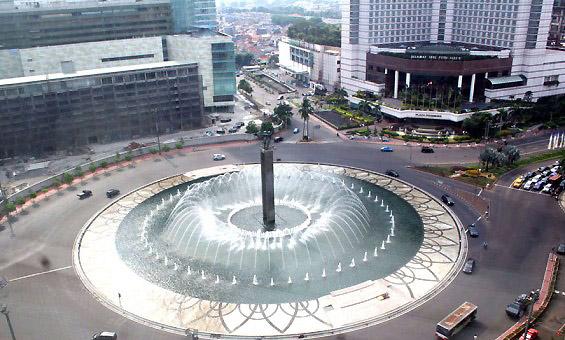 Kawasan-Bundaran-HI-Jakarta