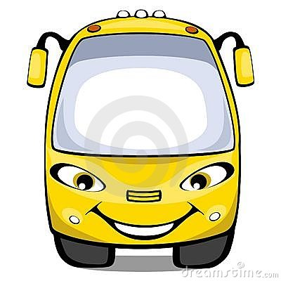 cartoon-bus-thumb18152931
