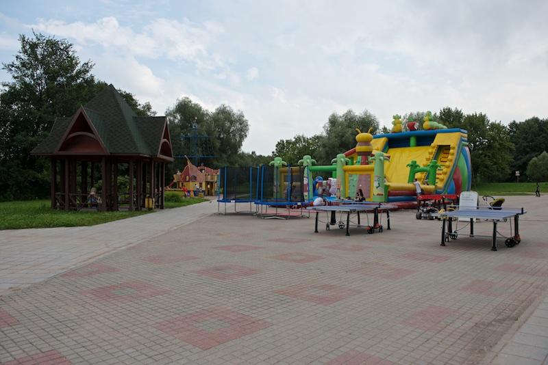 Измайлово, Терлецкий парк