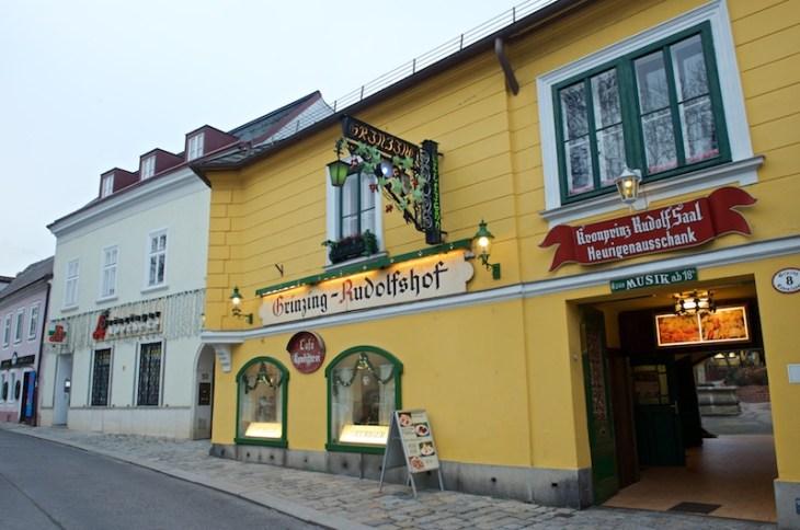 Австрия. Венский лес и Гринцинг