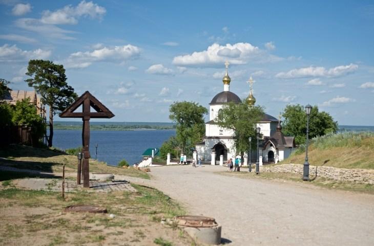 Остров-град Свияжск, Казань