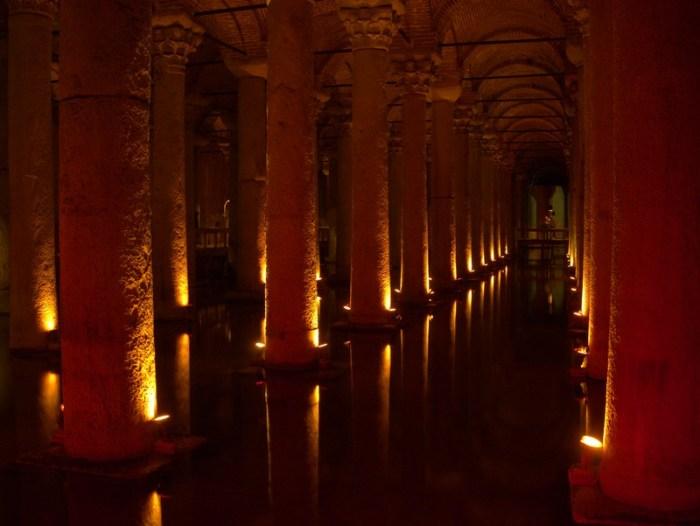 Византийская цистерна
