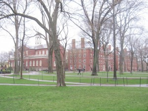 Кампус Гарварда