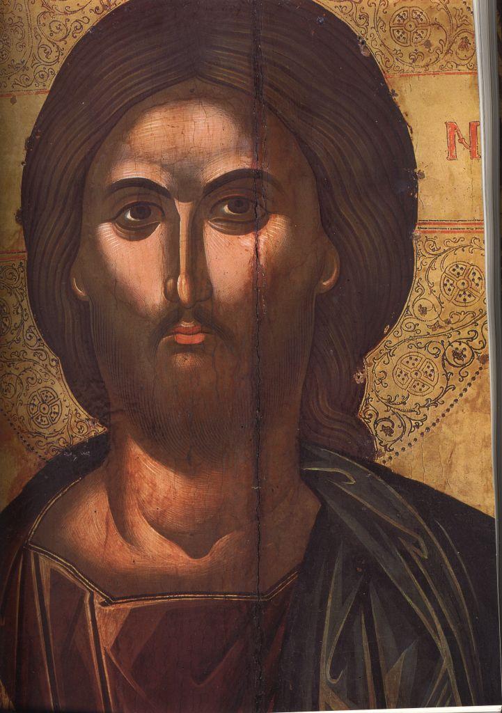 П.35а.Христос Пантократор-лик