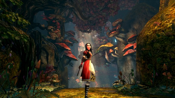 Alice Madness Returns.