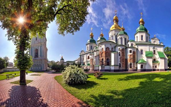 Saint Sophia - Summer