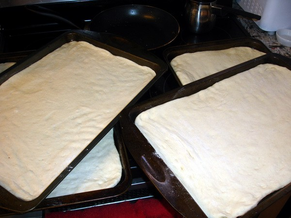 Piza Crust Ready to Bake