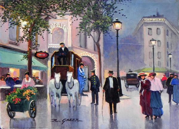 Theater Caprice - Paris
