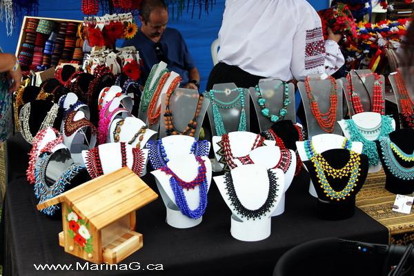 Ukrainian Trades - Traditional Necklaces