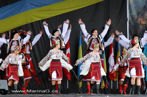 Welcoming Dance - MarinaG.ca