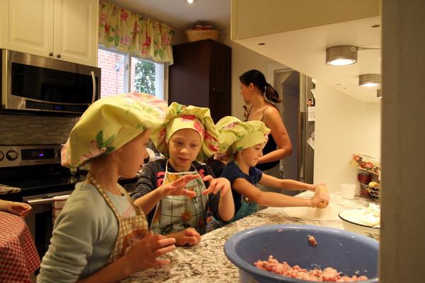 Tiny Chefs - Class 5 3