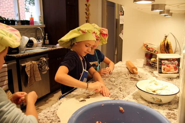 Tiny Chefs - Class 5 4