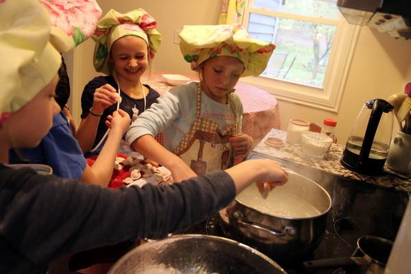 Tiny Chefs - Class 5 12