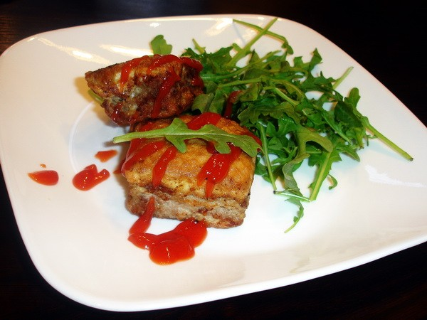 Foody Thursday - Beef Squares - Ready to go