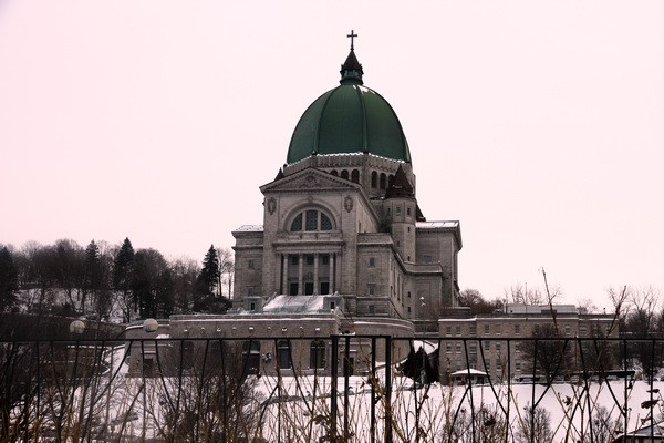 Saint-Joseph's Oratory of Mount Royal