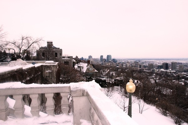 View of Montreal 3
