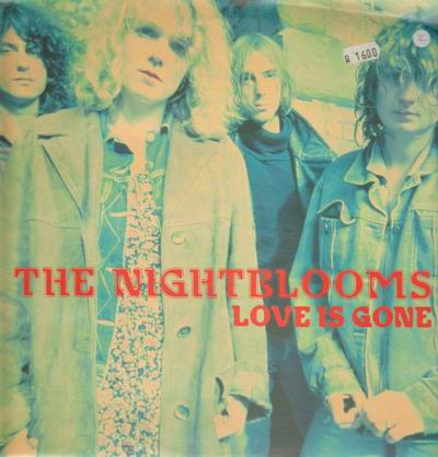the nightblooms - love is gone