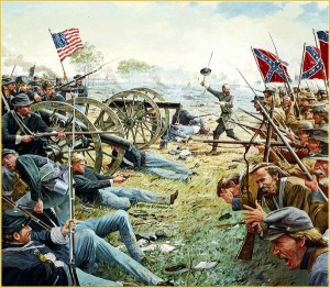 Gettysburg_General_Armistead_Picketts_Charge
