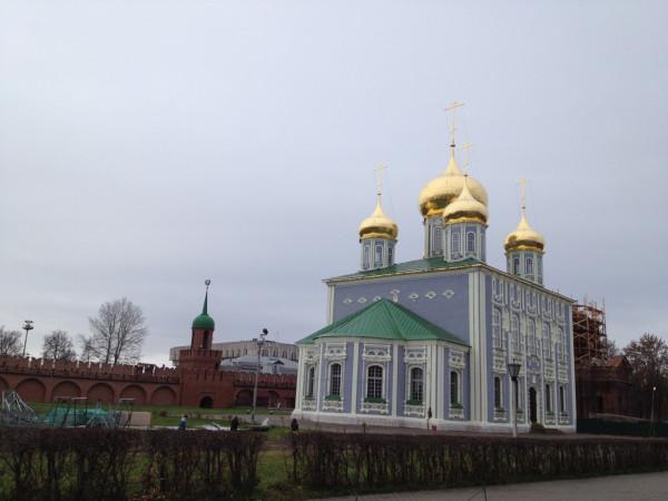 Uspenskii kreml 1