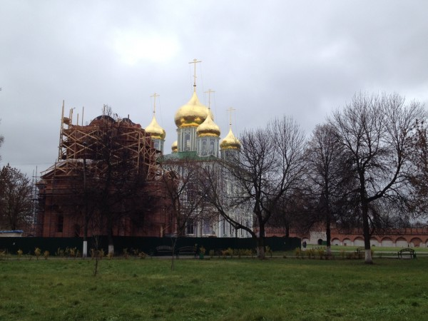 Uspenskii and tower