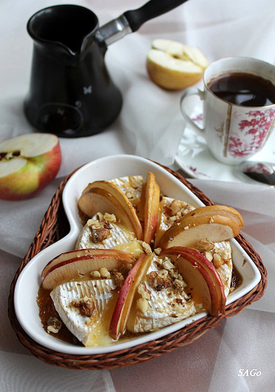 камамбер, закуска из сыра, рецепт с фото