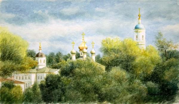 Музыка Красок и Звуков Православные храмы Обсуждение