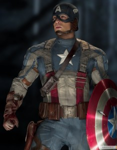 4-Captain America - The First Avenger