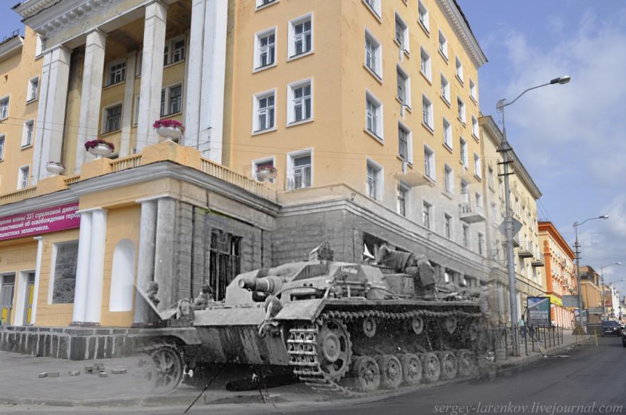 11.Smolensk 1941-2013 ACS SHTURMGESHUTTS sobre modismos