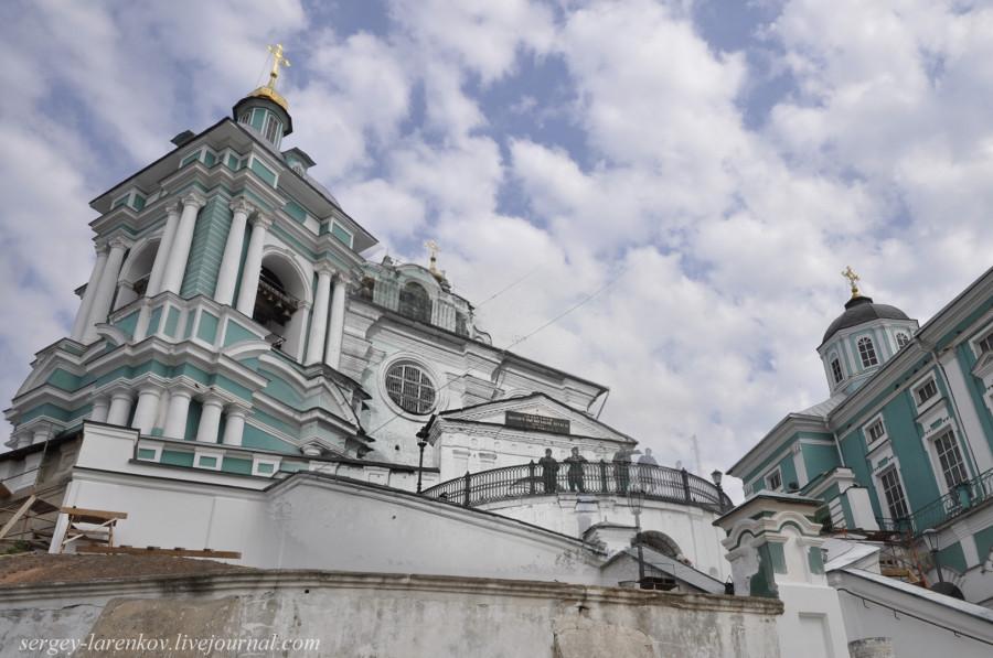 24.Smolensk 1941-2013 alemanes en la Catedral