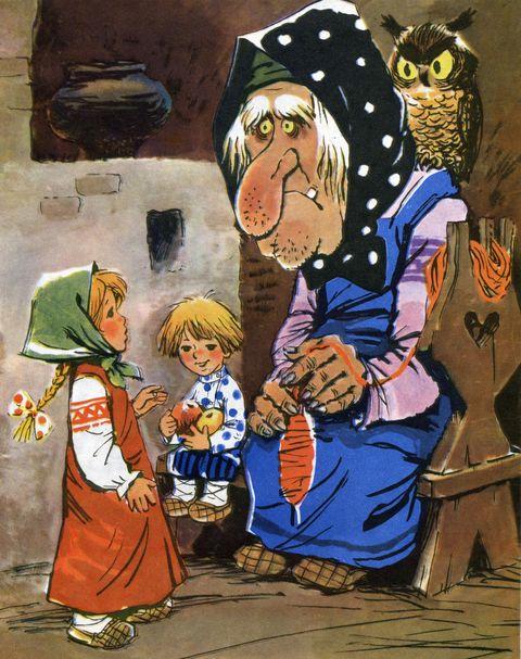 Гуси Лебеди Иллюстрации - beautyinstrukciya