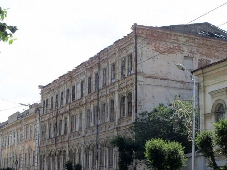 Памятники архитектуры в Самаре атакуют черные риелторы?