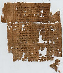 170px-Papyrus_1_-_recto