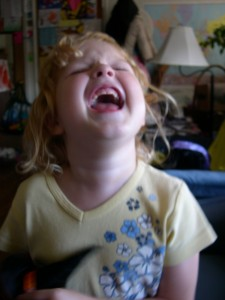 Laughing girl for post 11.9.12